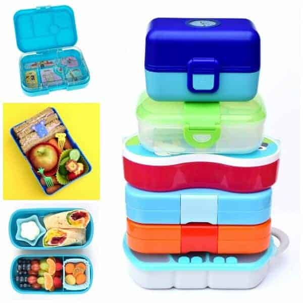 How to choose a bento box for kids packed lunches - recommendations and reviews from a real mum