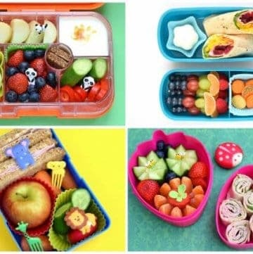 How to make a bento - which lunch box, what foods to pack and how to pack them - blog series by Eats Amazing UK