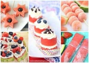 10 Fun Watermelon Recipes for Kids
