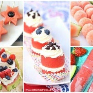 10 Fun Watermelon Recipes for Kids