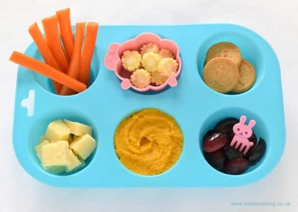 4 simple muffin tin meals for toddlers eats amazing easy toddler muffin tin meal with over 80 finger food ideas from eats amazing uk forumfinder Images