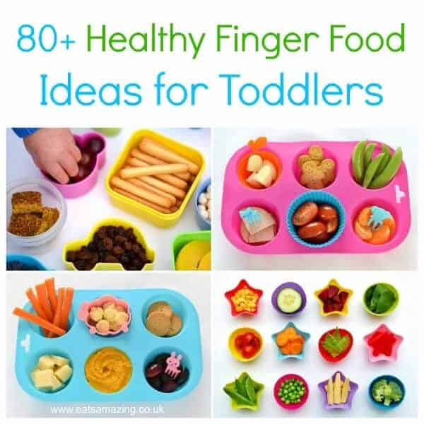 Easy recipes for toddlers uk