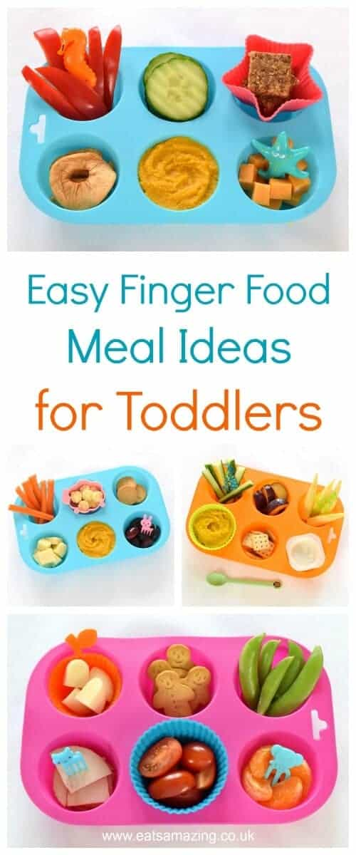 4 simple muffin tin meals for toddlers for Easy lunch ideas for kids at home