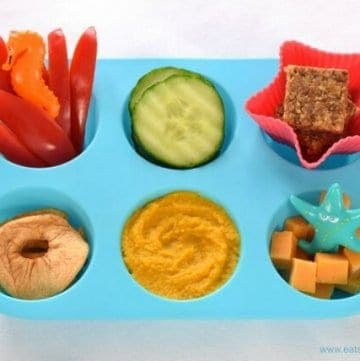 Simple toddler muffin tin meal ideas - with a list of over 80 finger food ideas from Eats Amazing UK