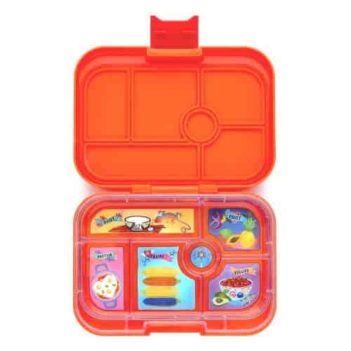 yumbox classic v2 papaya orange eats amazing. Black Bedroom Furniture Sets. Home Design Ideas