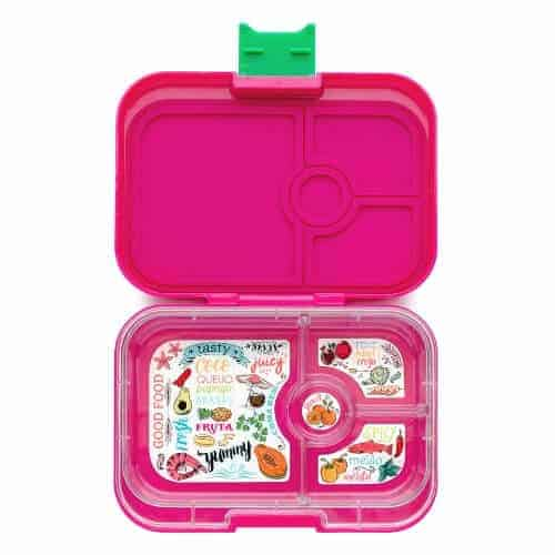 yumbox panino rosa pink eats amazing. Black Bedroom Furniture Sets. Home Design Ideas