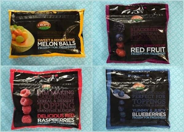 Icealnd frozen fruit range - oat and berry breakfast muffins recipe - Eats Amazing UK