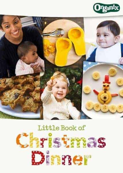 Tips for feeding babies and toddlers at Christmas