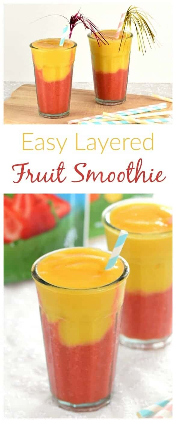 healthy fruit cups healthy smoothies with frozen fruit