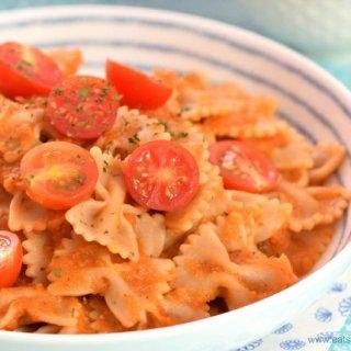 Multi-Purpose Hidden Vegetable Pasta Sauce Recipe