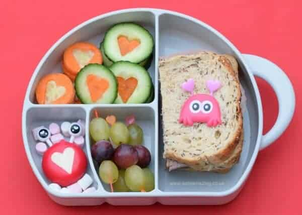 happy valentines day bento lunch eats amazing. Black Bedroom Furniture Sets. Home Design Ideas