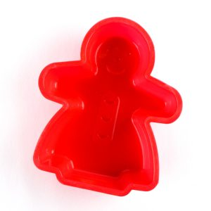 Gingerbread Lady Christmas Silicone Mould from the Eats Amazing UK Shop