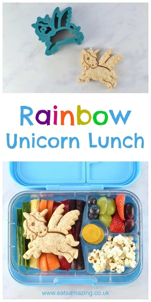 how to make a rainbow unicorn bento lunch eats amazing. Black Bedroom Furniture Sets. Home Design Ideas