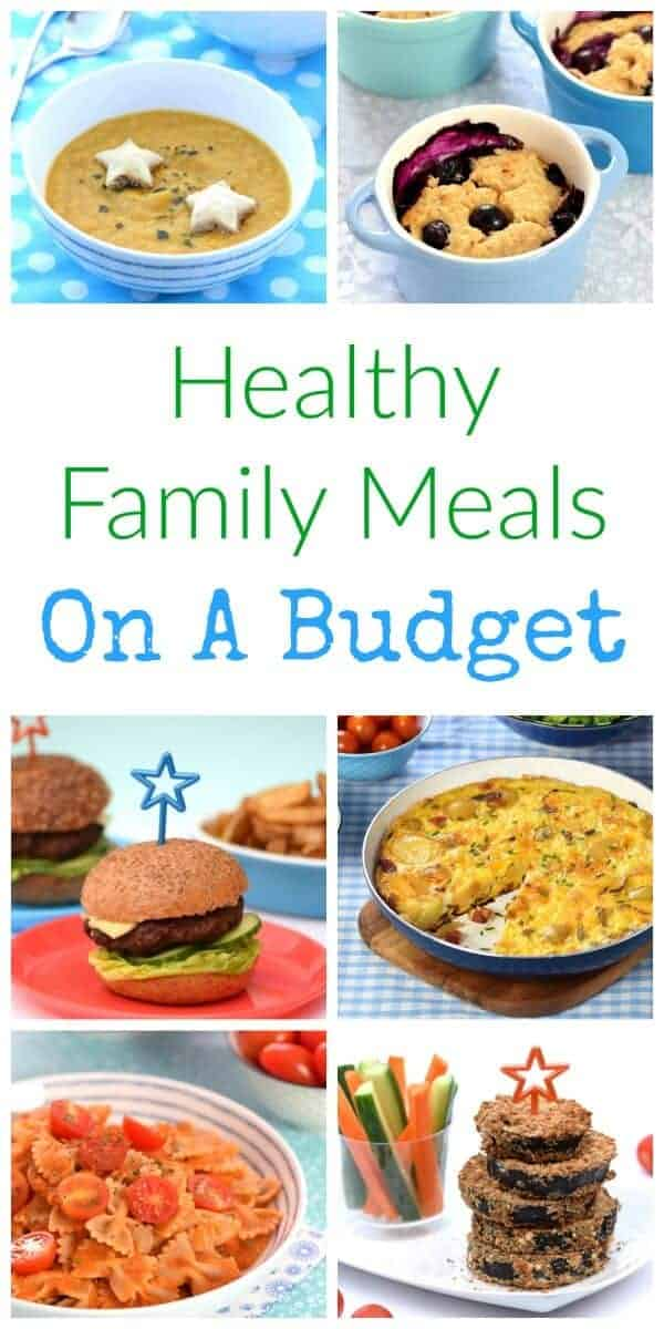 Healthy Family Food On A Budget Eats Amazing