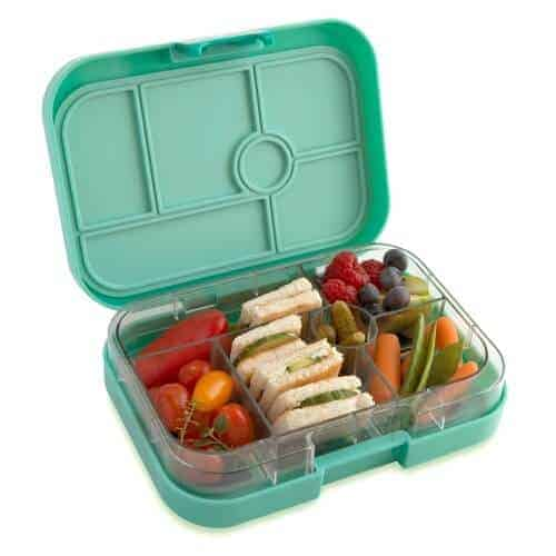 yumbox classic tahiti green eats amazing. Black Bedroom Furniture Sets. Home Design Ideas