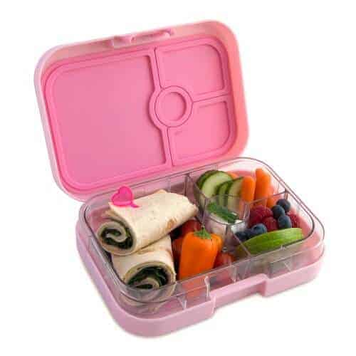 yumbox panino bahamas pink eats amazing. Black Bedroom Furniture Sets. Home Design Ideas