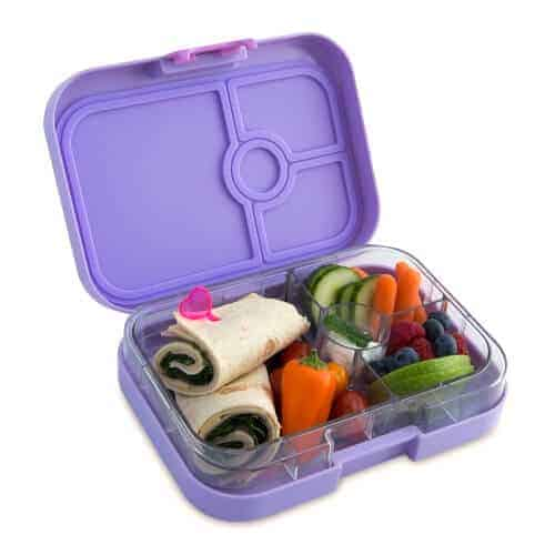 kids lunch boxes yumbox panino remy purple eats amazing 13361