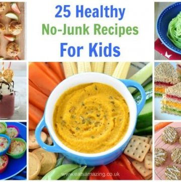 25 easy healthy recipes for toddlers that the whole family can enjoy - with healthy snack recipes family meals and sweet treat ideas too