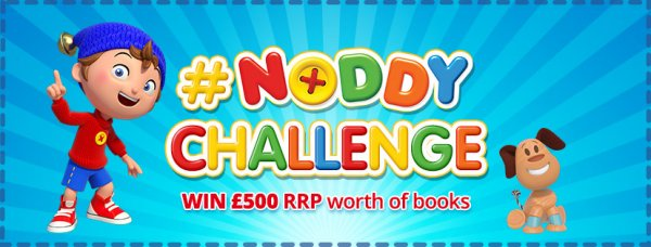 Book People Noddy Challenge Competition