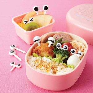 Googly Eye Bento Food Picks - Set of 10 from the Eats Amazing Shop - Fun Kids Bento Accessories UK