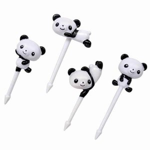 Panda Bento Food Picks - Set of 8 from the Eats Amazing Shop - UK Bento Accessories