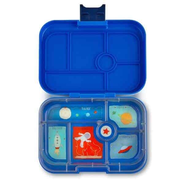 yumbox classic neptune blue eats amazing. Black Bedroom Furniture Sets. Home Design Ideas
