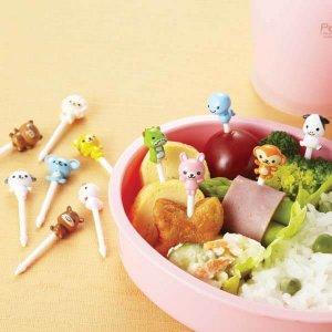 Zodiac Animal Picks - Set of 12 from the Eats Amazing Shop - Fun Bento Accessories UK