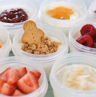 8 Healthy Yogurt Toppings for Kids