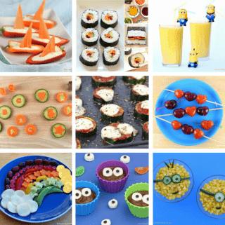 10 Fun Vegetable Snacks for Kids