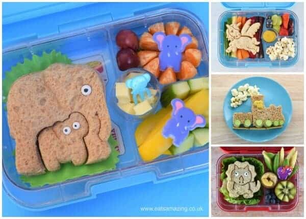 10 lunchbox ideas with lunchpunch fun sandwiches forumfinder Gallery