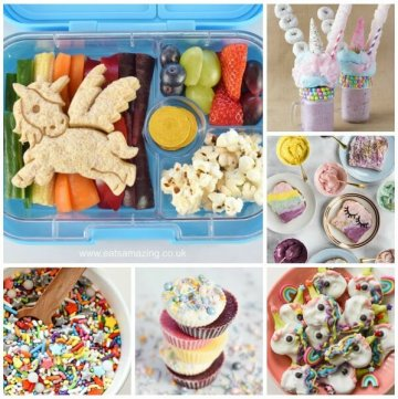 20 Amazing Unicorn Recipes for Kids