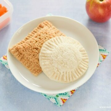 Easy Homemade Uncrustables Pocket Sandwiches