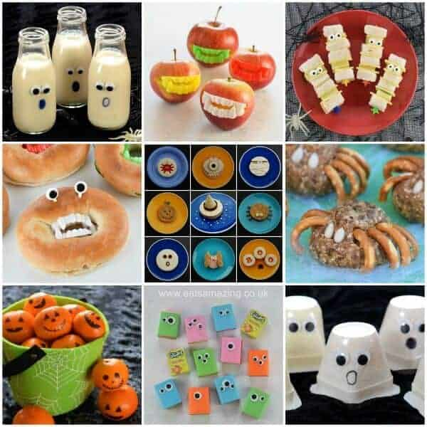 Children S Birthday Party Food Spread Berkshire England: 30 Healthy Halloween Party Food Ideas For Kids