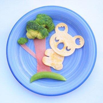Food Art Plates