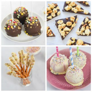 Fun and Easy Treats for Bonfire Night - easy recipes for kids from Eats Amazing UK