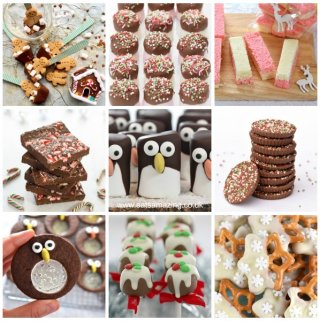 Thirty Fun and Easy Edible Gifts kids can make for Christmas - perfect for family friends and teacher gifts - Eats Amazing UK