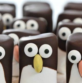 15+ Fun Penguin Themed Foods for Kids