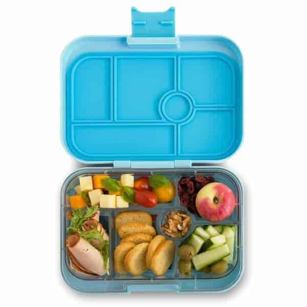 yumbox classic liberty blue eats amazing. Black Bedroom Furniture Sets. Home Design Ideas