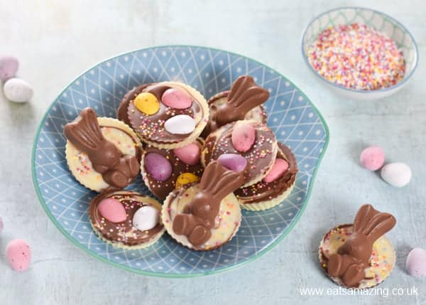Easter giant chocolate buttons recipe eats amazing easy easter giant chocolate buttons recipe fun easter food for kids great for homemade negle Choice Image