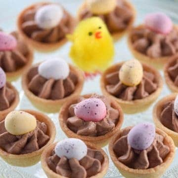 Mini Eggs Chocolate Cheesecake Bites Recipe