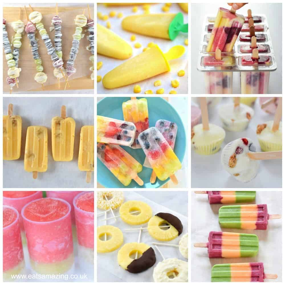10 fun and easy homemade popsicle recipes for kids - Eats Amazing UK