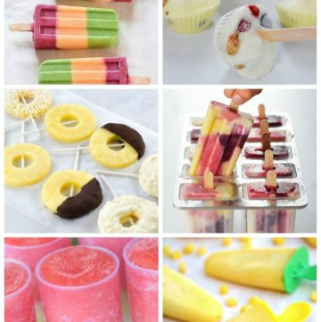 10 Easy Homemade Ice Lolly Recipes for Kids