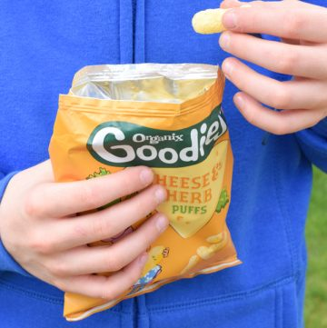 10 Top Tips for Buying Healthy Snacks for Kids #FoodYouCanTrust