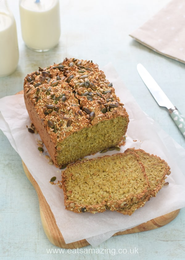 My Fussy Eater Easy Porridge Bread Recipe