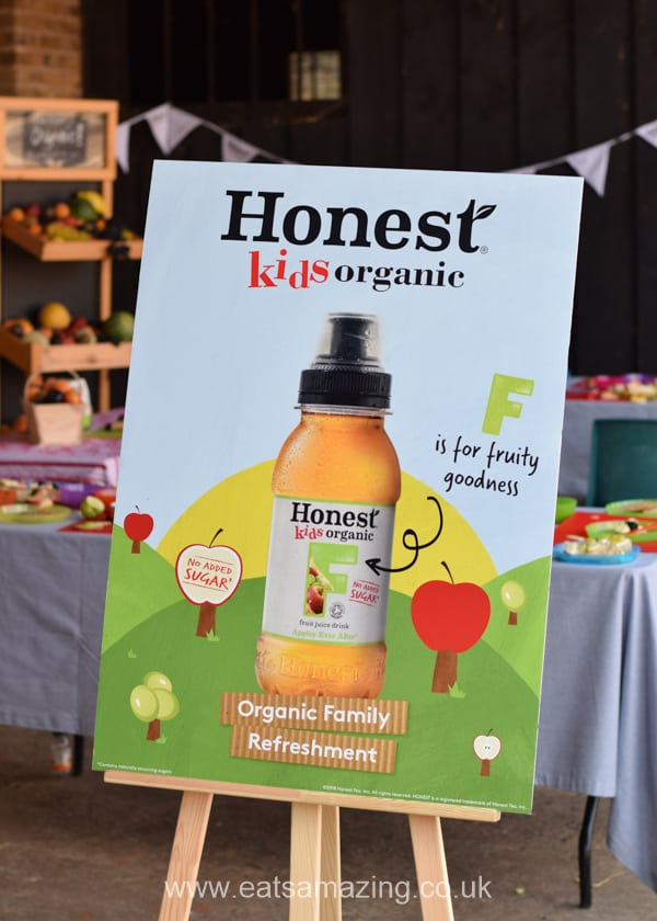 Honest Kids Organic Juice - our visit to an organic farm