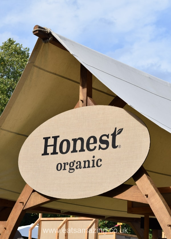Eats Amazing - fun food with Honest Kids at the Go Organic Festival