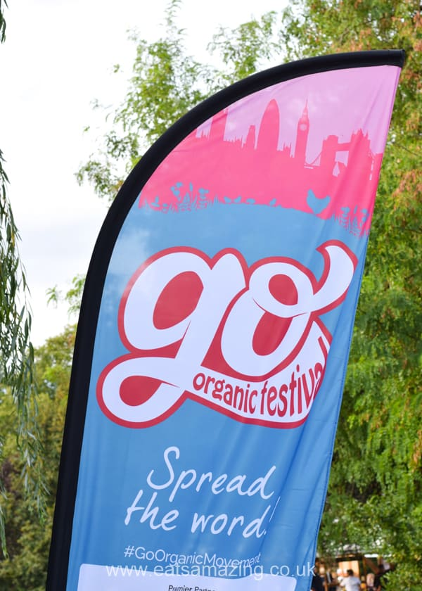 My day at Go Organic Festival with Honest Kids