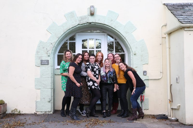 Bloggers Retreat to Croft House in Cumbria with Sallys Cottages - Photo by Le Coin De Mel