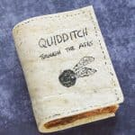 This fun and easy edible book sandwich recipe is perfect for Harry Potter party food or a cute Harry Potter themed lunch for kids