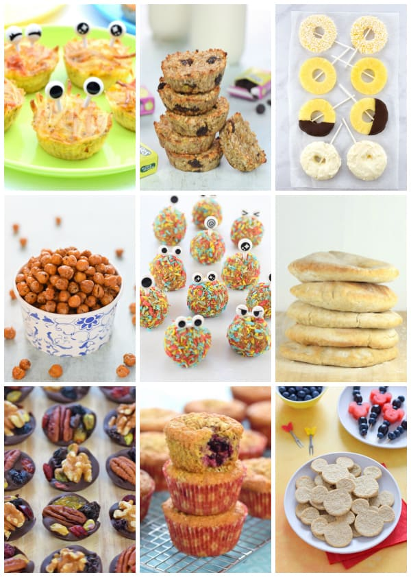 Over 25 fun and easy store cupboard recipes for kids - all made with easy to find ingredients